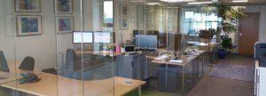 Herbst Software Dublin Office Inside