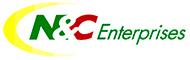 n and c enterprises logo