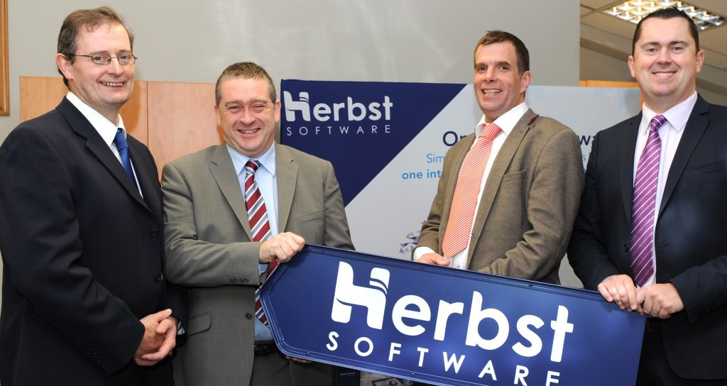 Herbst Software cork office - with sign
