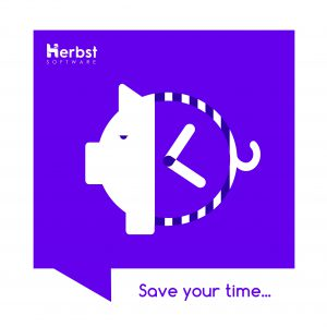 Save time - Herbst Software Image