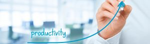 productivity banner - herbst software