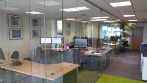 Herbst Software Dublin Office - Inside