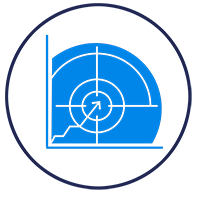 advanced and target web icon