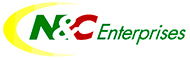 n and c enterprises logo