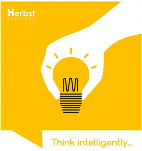 think intelligently - Herbst Software image