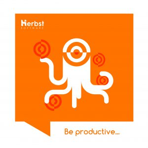 Be productive - Herbst Software Image