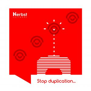 Stop Duplication - Herbst Software Image