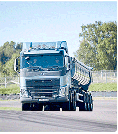 Weighbridge Truck