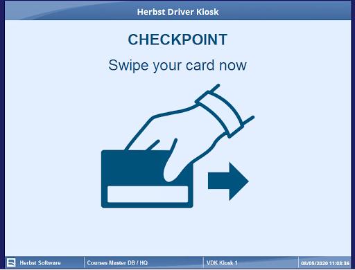 CheckPoint - Self Service Kiosk