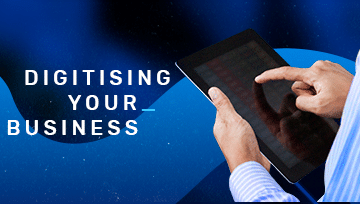 Digitise your business